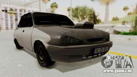 Dacia 1310 TI Tuning v1 pour GTA San Andreas vue de droite