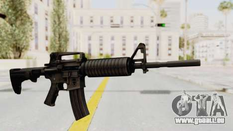 HD M4 v1 pour GTA San Andreas