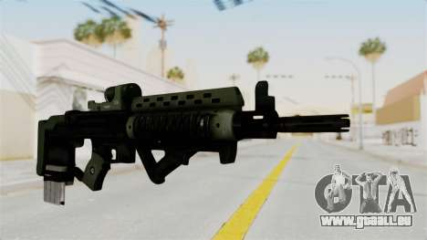 Killzone - M82 Assault Rifle pour GTA San Andreas