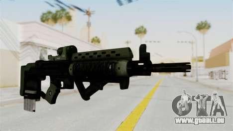 Killzone - M82 Assault Rifle für GTA San Andreas