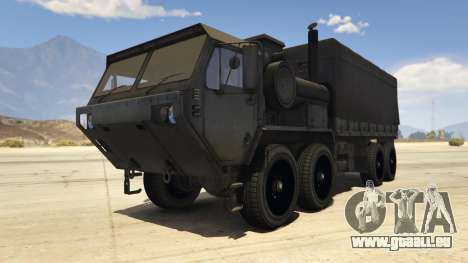 Heavy Expanded Mobility Tactical Truck für GTA 5