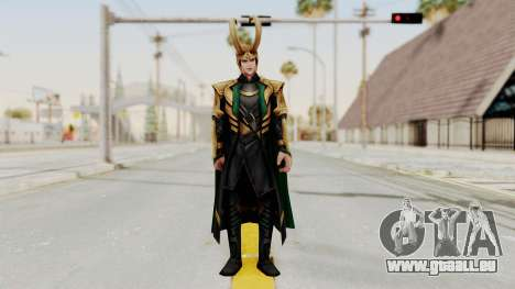 Marvel Future Fight - Loki für GTA San Andreas zweiten Screenshot