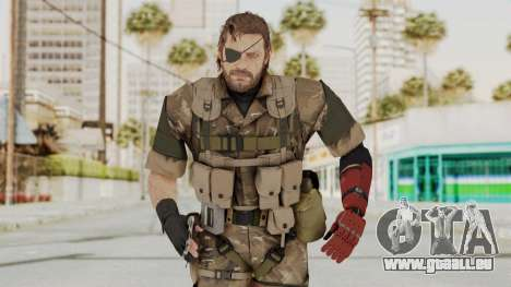 MGSV The Phantom Pain Venom Snake Wetwork für GTA San Andreas