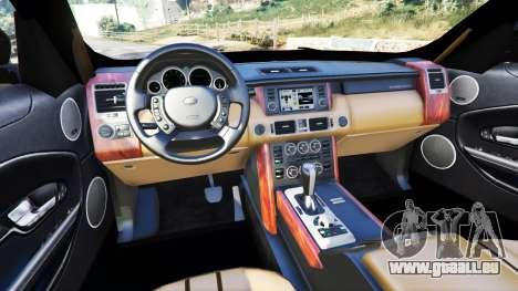 Range Rover Evoque v5.0 für GTA 5