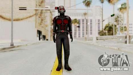 Marvel Pinball - Ant-Man für GTA San Andreas zweiten Screenshot