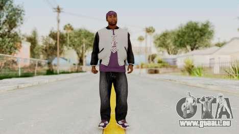 GTA 5 Ballas 2 für GTA San Andreas zweiten Screenshot