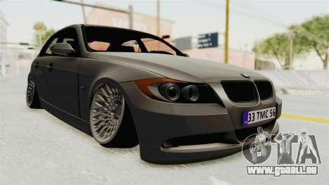 BMW 330i E92 Camber für GTA San Andreas