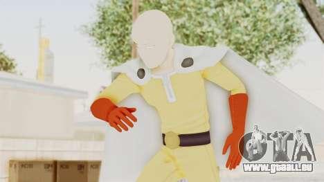 Saitama One Punch Man für GTA San Andreas