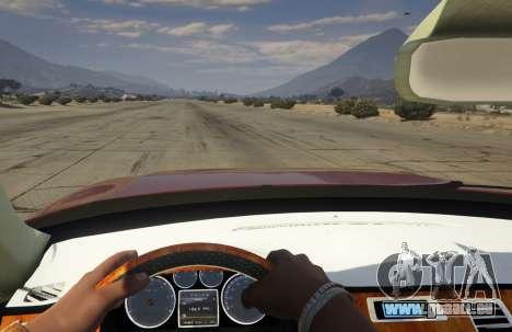 GTA 5 2014 Nissan Patrol Impul arrière droit vue de côté