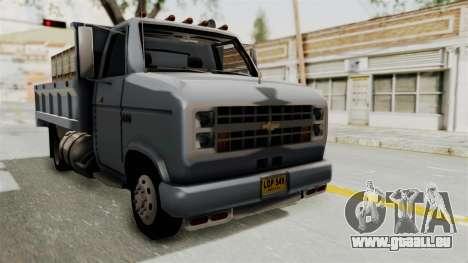 Chevrolet G30 pour GTA San Andreas