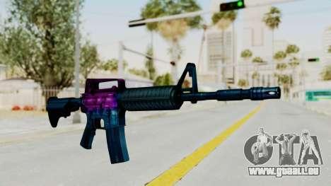 Vice M4 pour GTA San Andreas