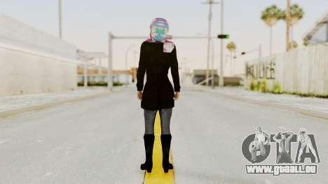 Iranian Girl Skin v2 für GTA San Andreas dritten Screenshot