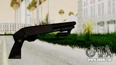 VC Stubby Shotgun pour GTA San Andreas deuxième écran