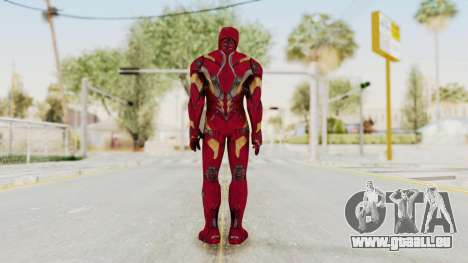 Captain America Civil War - Iron Man für GTA San Andreas dritten Screenshot