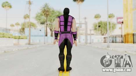Mortal Kombat X Klassic Rain für GTA San Andreas dritten Screenshot