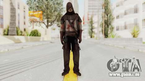 Assassins Creed Brotherhood - Executioner pour GTA San Andreas deuxième écran