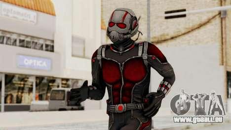 Marvel Pinball - Ant-Man für GTA San Andreas