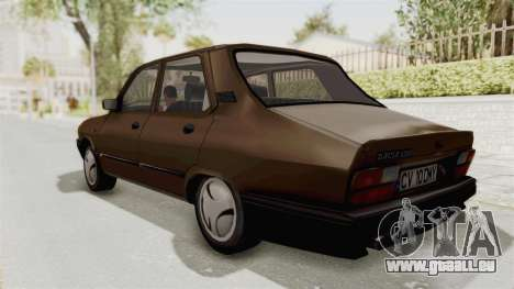 Dacia 1310 Berlina 2001 Stock für GTA San Andreas linke Ansicht