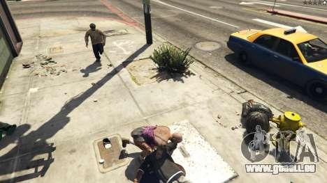 GTA 5 Loot dritten Screenshot