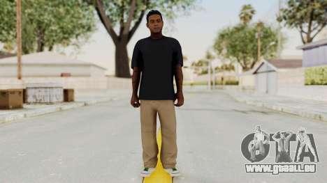 GTA 5 Lamar pour GTA San Andreas deuxième écran
