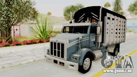 Kenworth T800 pour GTA San Andreas