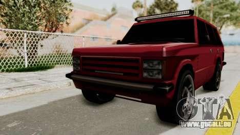 Huntley LR für GTA San Andreas