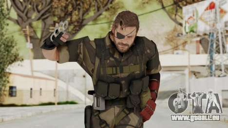 MGSV The Phantom Pain Venom Snake Splitter für GTA San Andreas