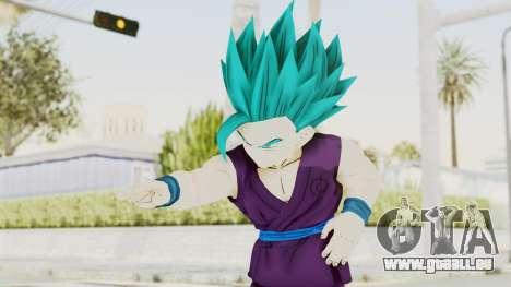 Dragon Ball Xenoverse Gohan Teen DBS SSGSS2 v1 pour GTA San Andreas