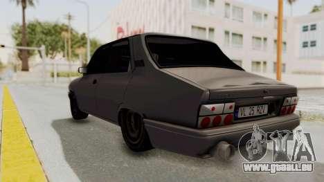 Dacia 1310 TI Tuning v1 pour GTA San Andreas laissé vue