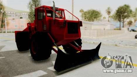TAF 657 für GTA San Andreas