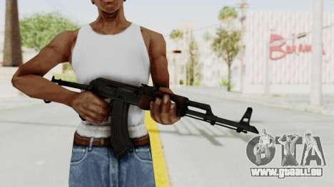 kbk AKMS pour GTA San Andreas