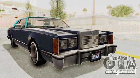 GTA 5 Dundreary Virgo Classic Custom v2 IVF für GTA San Andreas