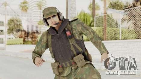MGSV Ground Zeroes US Pilot v2 für GTA San Andreas