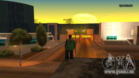 Colormod Easy Life by roBB1x pour GTA San Andreas