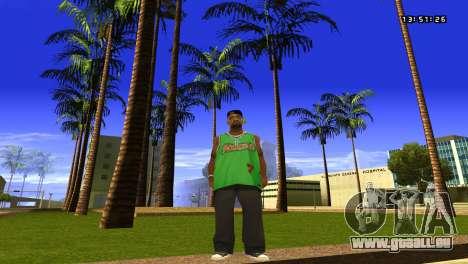 Colormod Easy Life by roBB1x für GTA San Andreas zweiten Screenshot