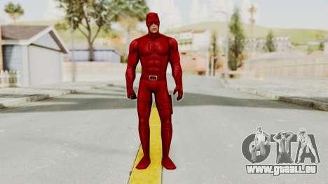Marvel Future Fight - Daredevil für GTA San Andreas zweiten Screenshot