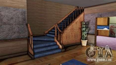 CJs House New Interior für GTA San Andreas zweiten Screenshot