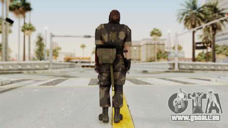 MGSV The Phantom Pain Venom Snake Splitter für GTA San Andreas dritten Screenshot