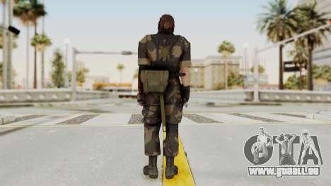 MGSV The Phantom Pain Venom Snake Splitter für GTA San Andreas dritten Screenshot