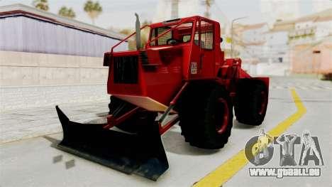 TAF 657 für GTA San Andreas rechten Ansicht