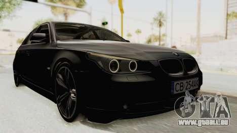 BMW 530D E60 pour GTA San Andreas