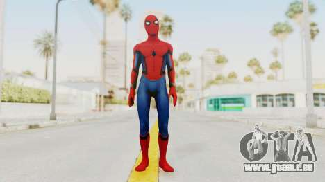 Spider-Man Civil War für GTA San Andreas zweiten Screenshot