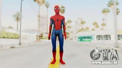 Spider-Man Civil War pour GTA San Andreas deuxième écran