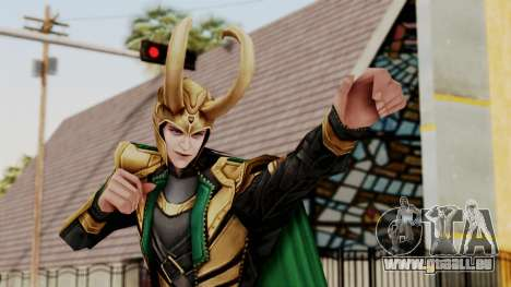 Marvel Future Fight - Loki pour GTA San Andreas