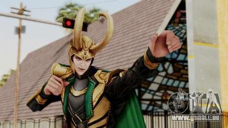Marvel Future Fight - Loki für GTA San Andreas