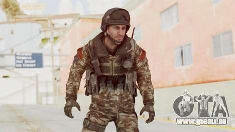 CoD MW3 Russian Military SMG v1 für GTA San Andreas