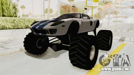 Ford GT 2005 Monster Truck pour GTA San Andreas