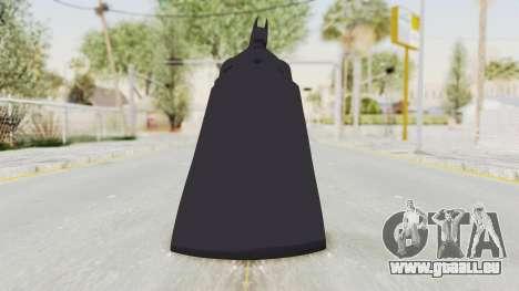 Batman Arkham City - Batman v1 pour GTA San Andreas troisième écran