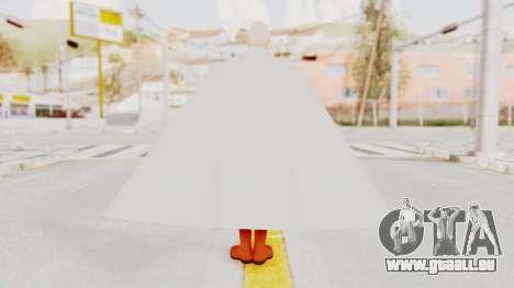 Saitama One Punch Man für GTA San Andreas dritten Screenshot