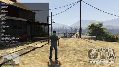 Simple Trainer v3.6 pour GTA 5